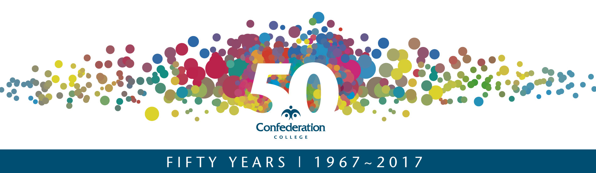 Confederation College Fifty Years