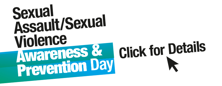 Sexual Assault/Sexual Violence Awareness & Prevention Day