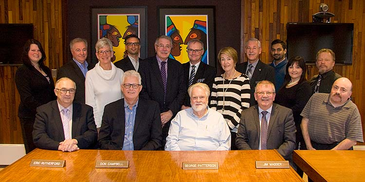 Board of Governors' photo
