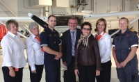 Ornge expands awards criteria at Confederation College