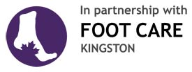 Foot Care Kingston logo