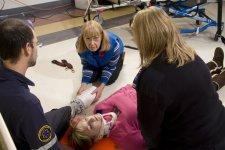 Paramedic photo