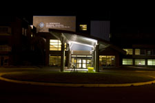 Fort Frances - La Verendrye Hospital - exterior photo