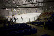 Fort Frances Memorial Sports Centre - ice surface 1