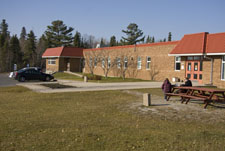 Lake of the Woods campus building photo