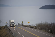 between Rossport & Marathon photo