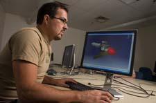 Photo - Aerospace AutoCAD Lab