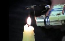 Fire Fighting Robot Photo