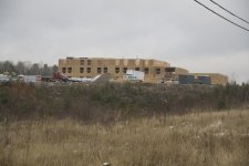 new hotel construction in Red Lake