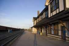 Old Train Station - Sioux Lookout photo