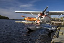 Float Plane - Downtown Sioux Lookout photo