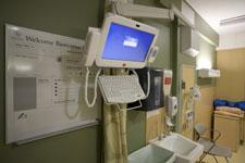 patient room photo