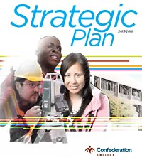 Strategic Plan - front cover graphic