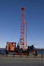iron ore drill