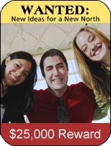new ideas for a new north