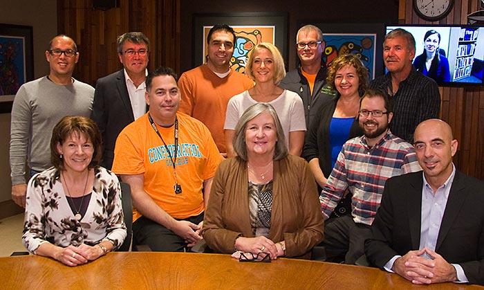 Academic Council 2015 photo