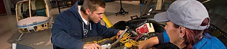 Aircraft Maintenance - photo banner