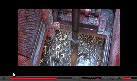 View Diamond Driller's Helper video clip ...