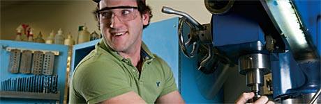 Mechanical Engineering - banner photo