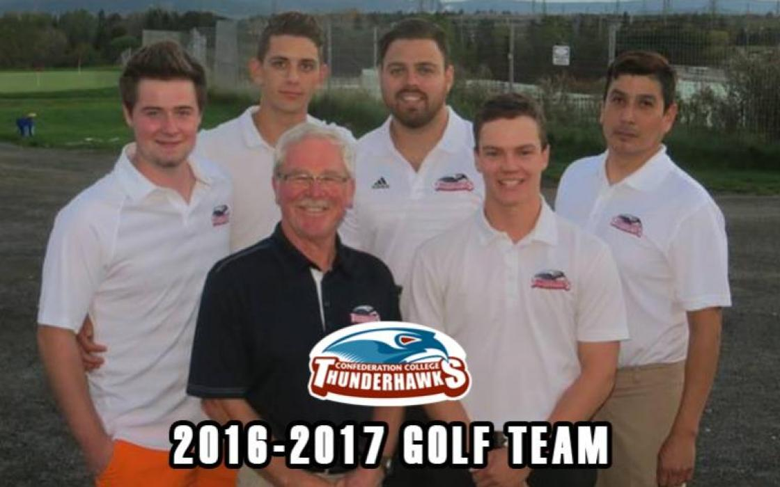 2016-17 Golf Team Photo