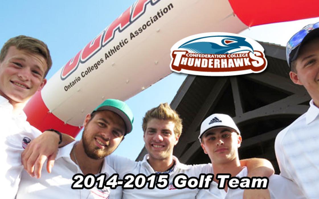 2014-15 Golf Team Photo
