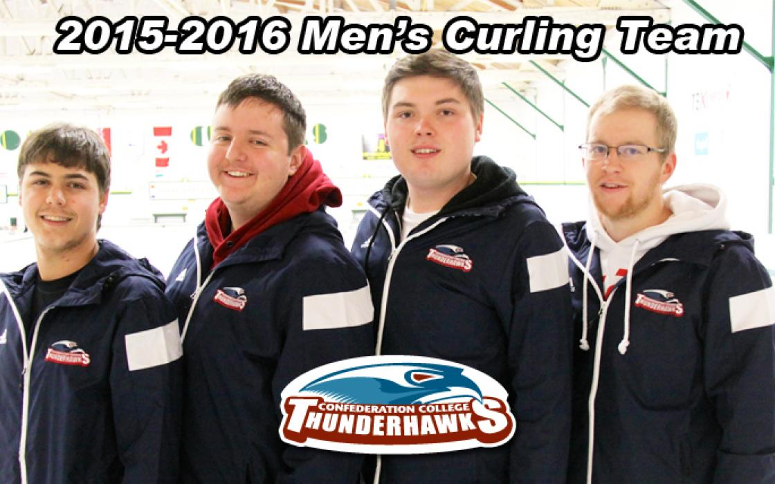 2015-16 Men's Curling Team
