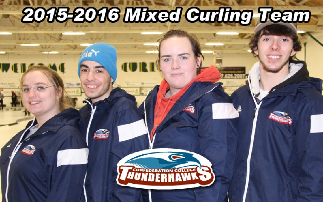 2015-16 Mixed Curling Team