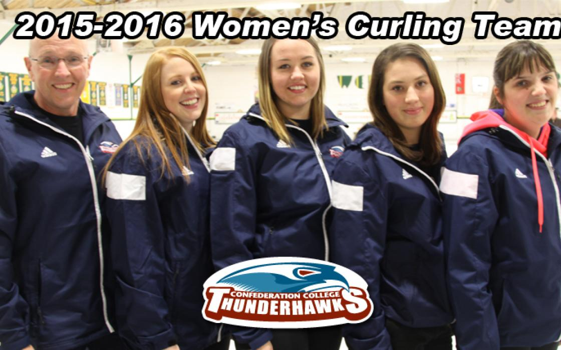 2015-16 Women's Curling Team