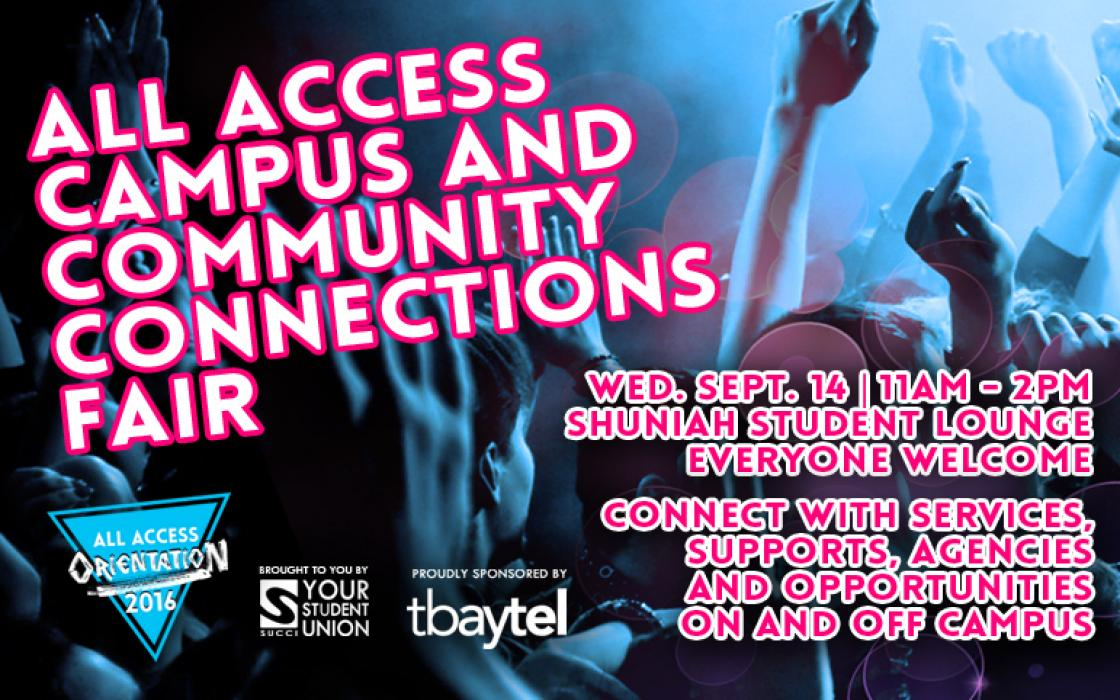 Campus & Community Connections Fair