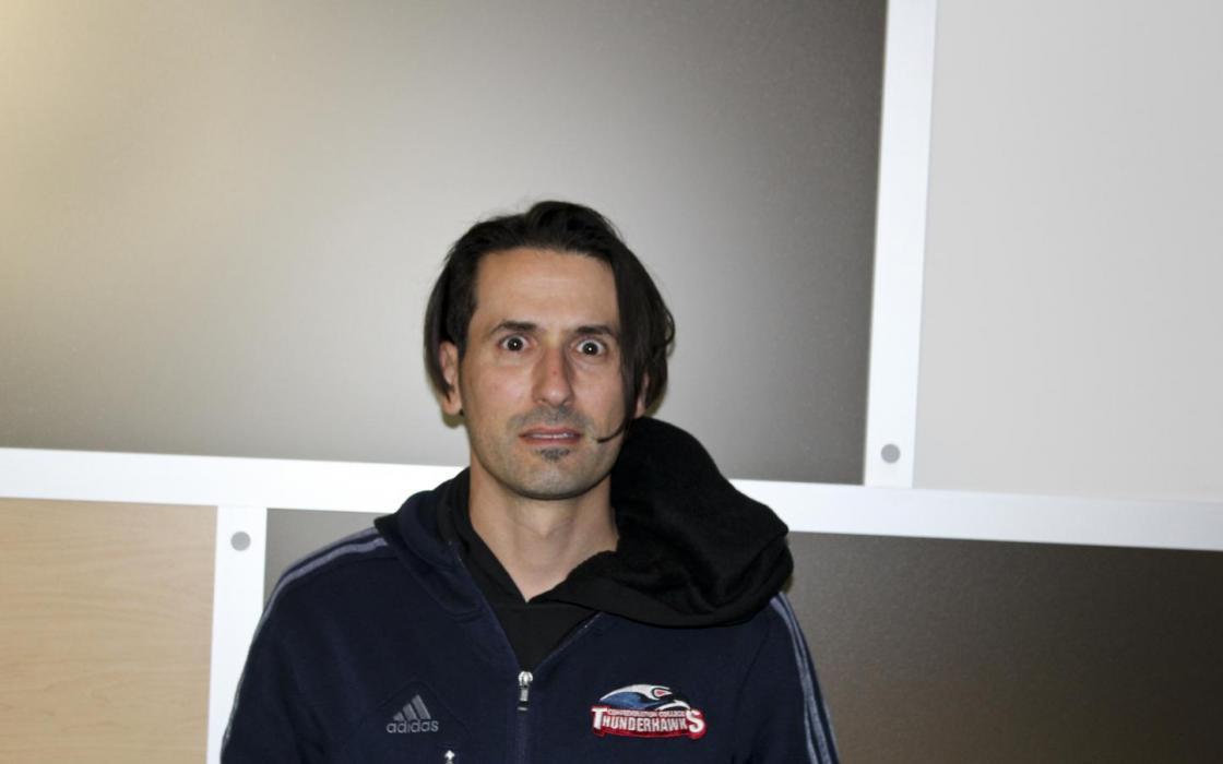 Coach Frank Fabiano