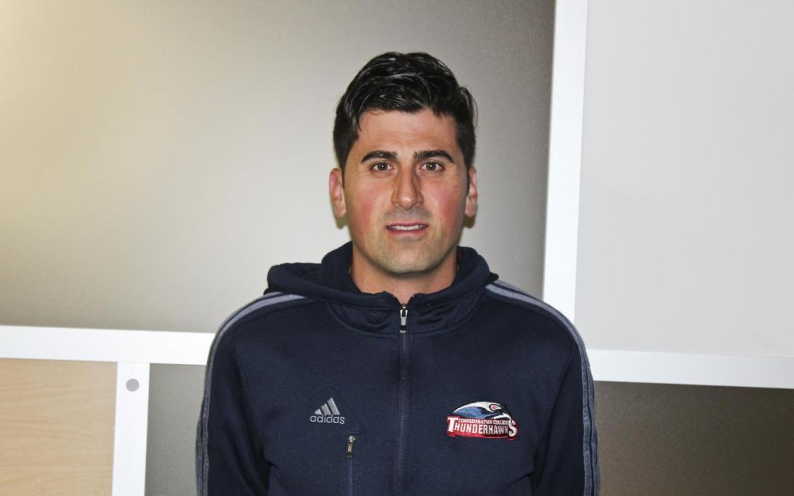 Coach Mike Fabiano