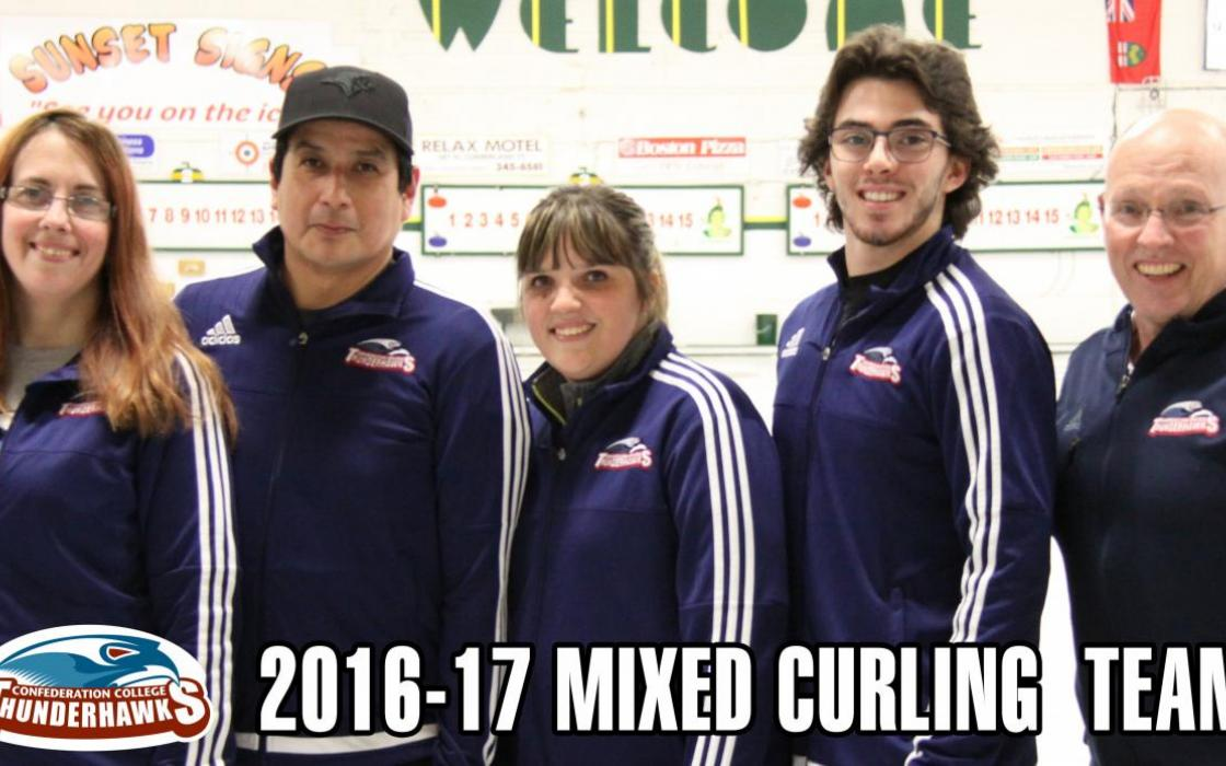 2016-17 Mixed Curling Team