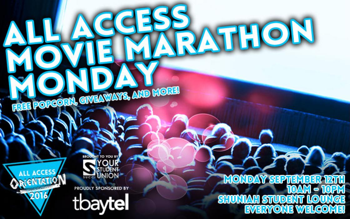 Movie Marathon Image