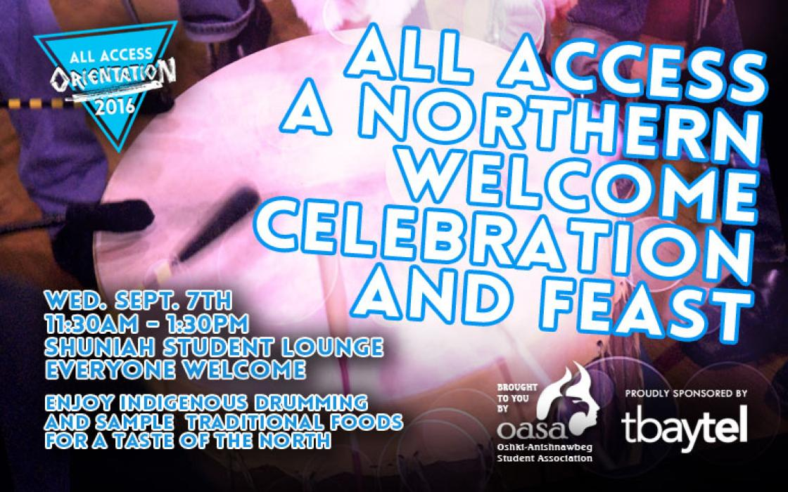 Northern Welcome Feast image