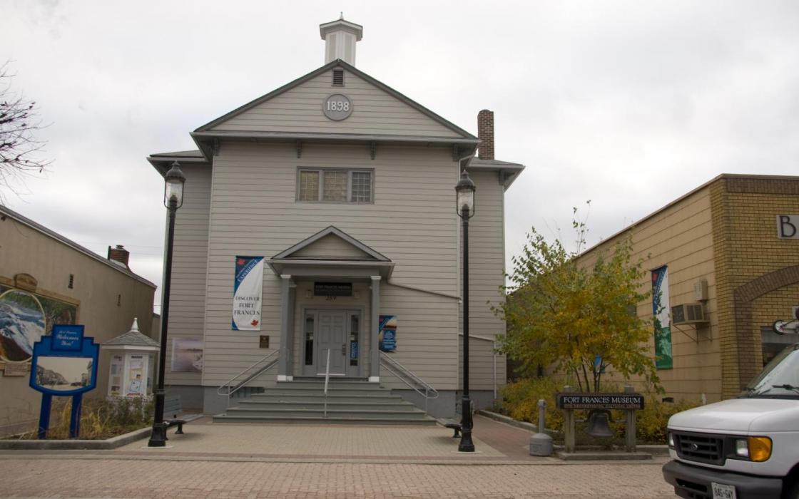Museum in Fort Frances