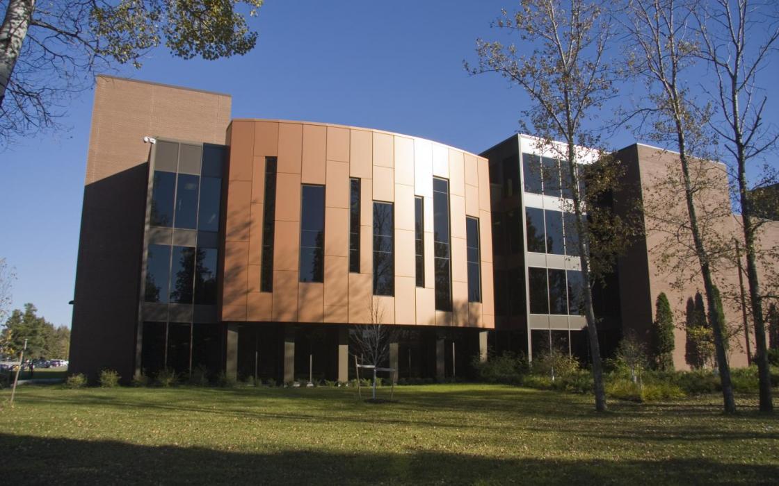 Shuniah Building - REACH extension