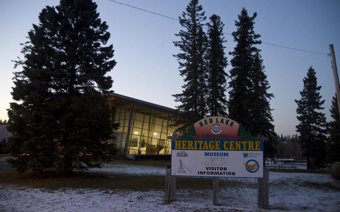 Red Lake and Area Heritage Centre