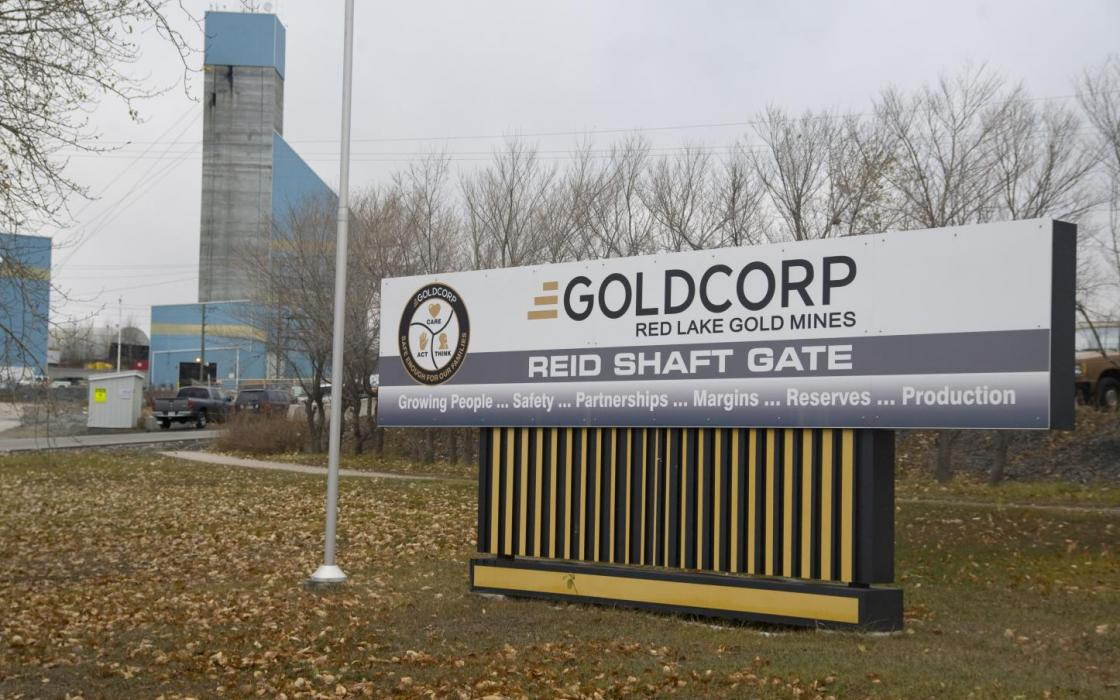 GoldCorp Mine at Red Lake