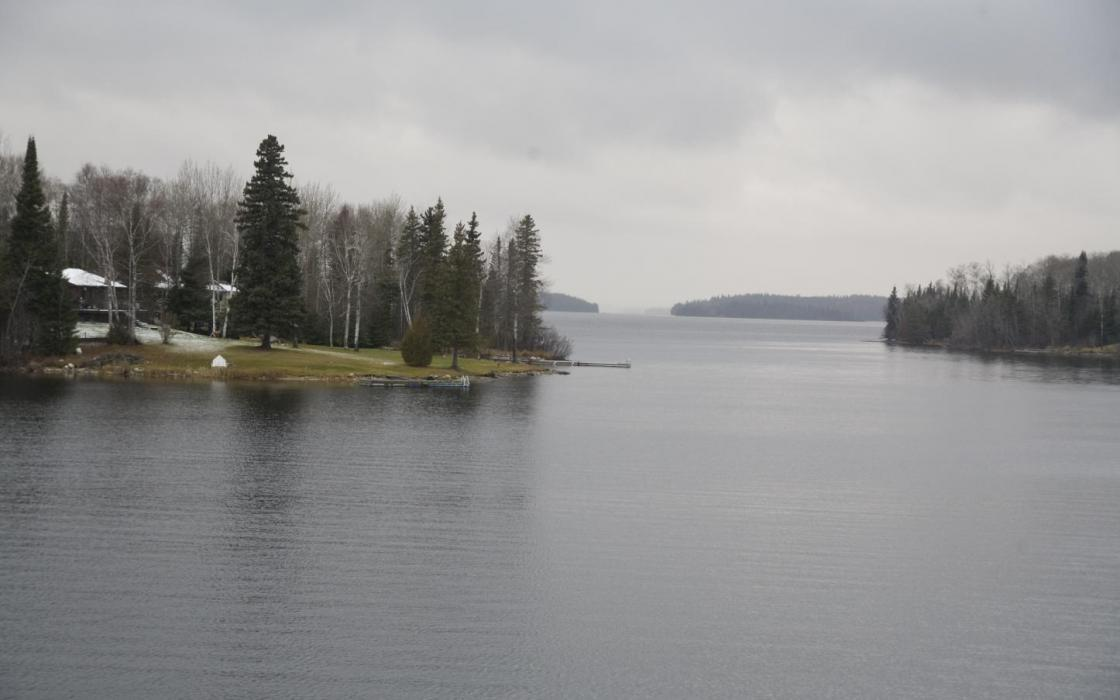 Lake near Red Lake