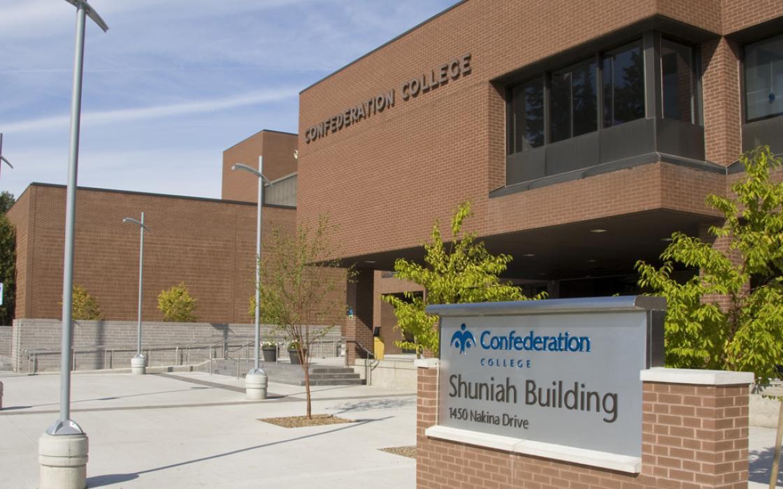 Shuniah Building - front