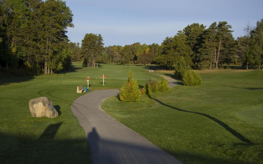 Golf Course in Sioux Lookout