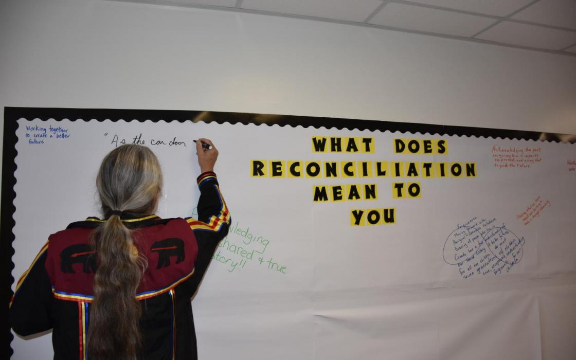 Wall of Reconciliation