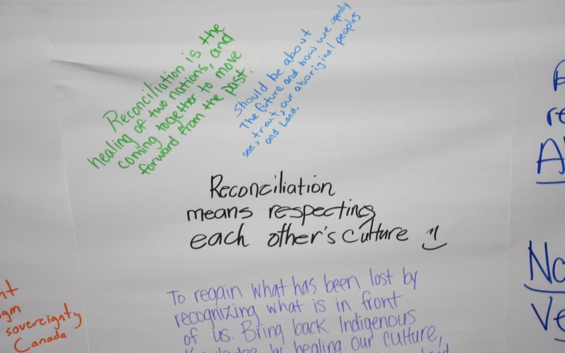 path to reconciliation
