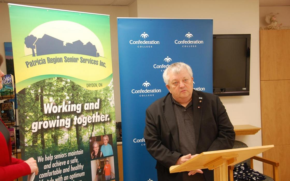 Confederation College & Healthcare Partners Launch the 'Living Classroom' PSW Program in Dryden