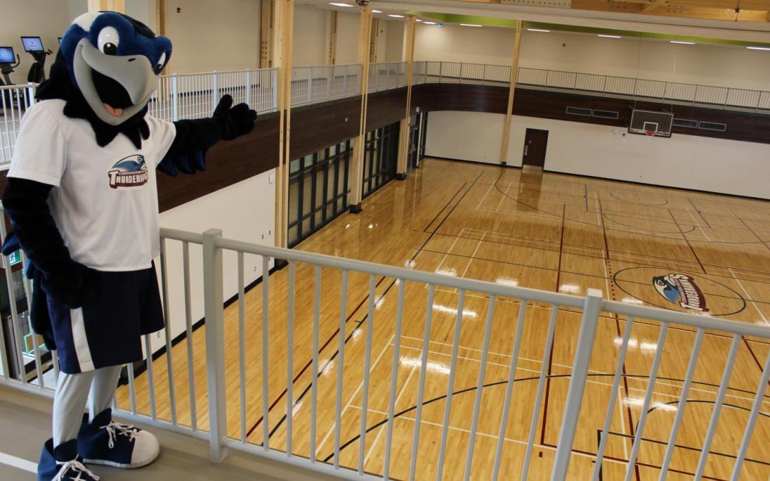 SUCCI Wellness Centre, Minowaadiziiwin - Gymnasium