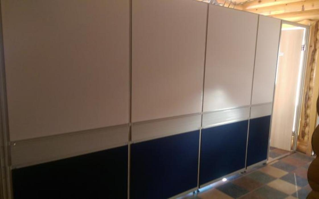 Room Divider-Boulevard Wall Components