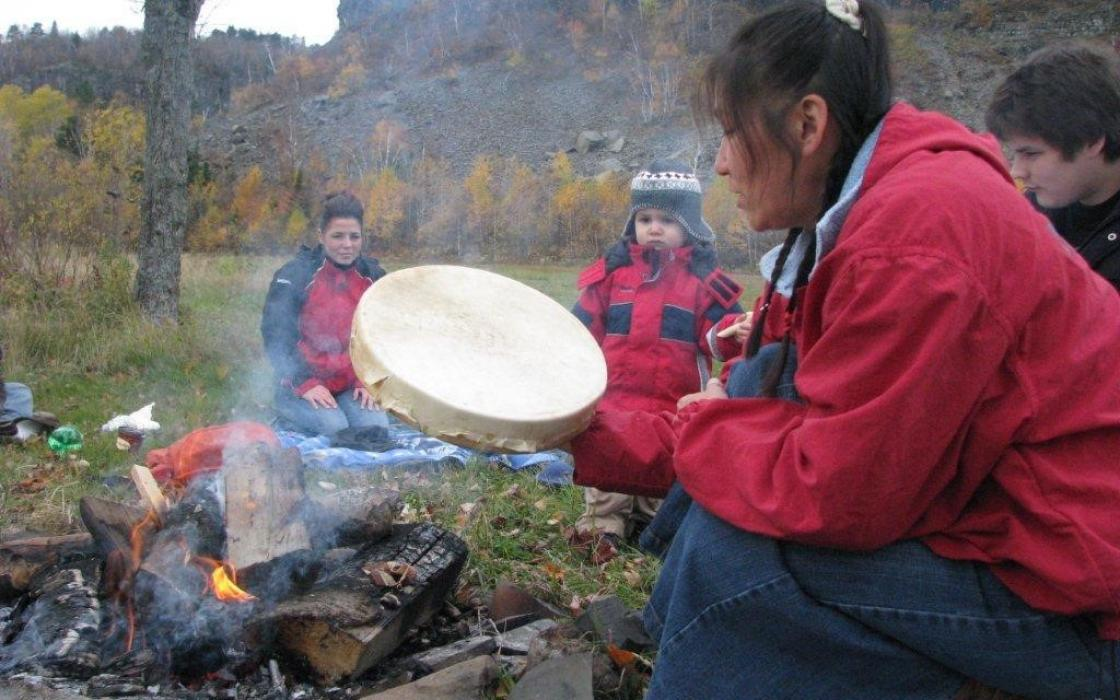Native Child & Family Worker gathering