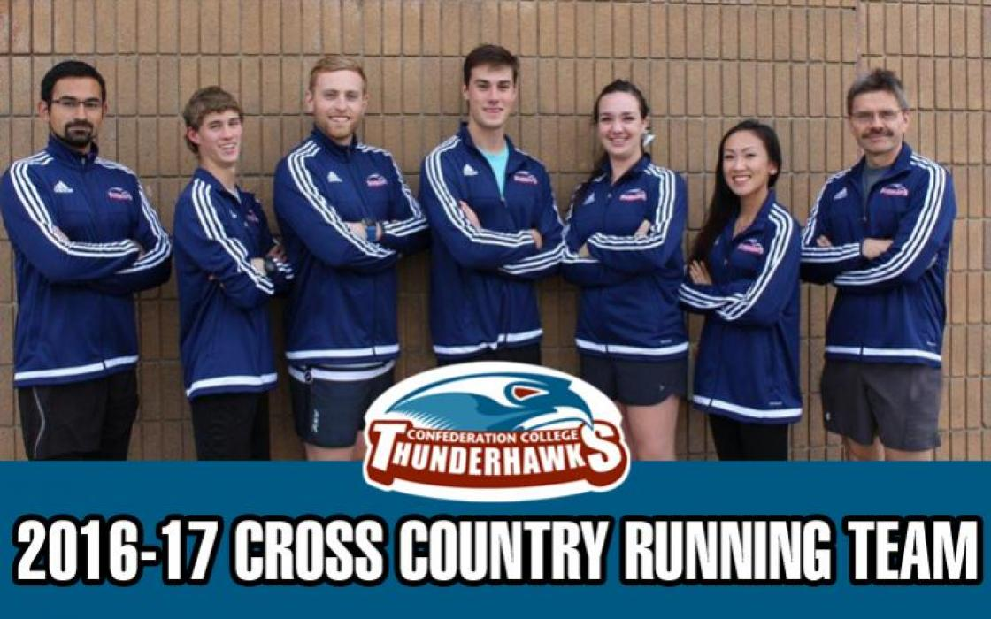 16-17 Cross Country Running Team Photo