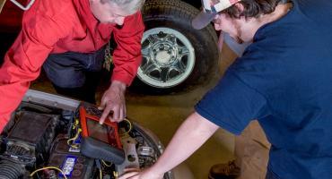Motive Power Techniques – Automotive