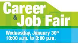 Career Fair Staff News